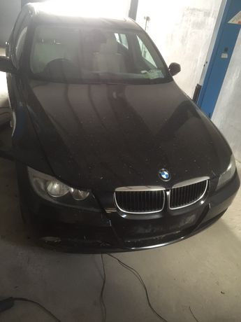 BMW e90 318i na czesci