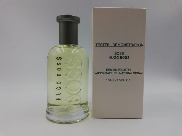 Perfumy HUGO BOSS Bottled Szary 100ml Tester Wyprzedaż