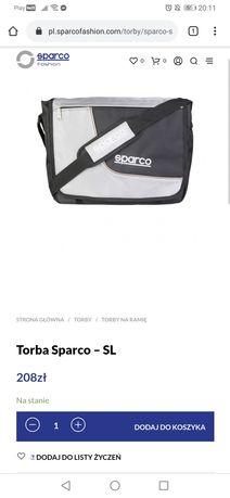 Torba Sparco Fashion
