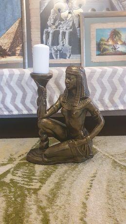 Figurka,posąg na świeczkę