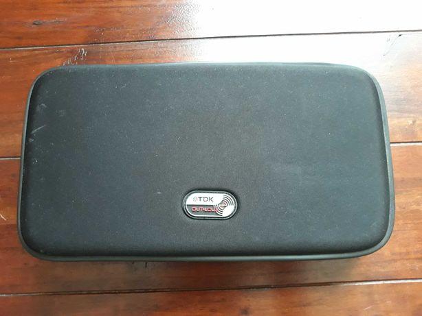 Портативная колонка TDK плюс сумка для CD