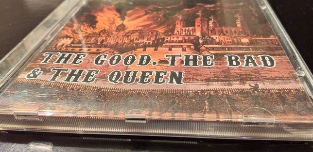Oryginalne CD The Good, The Bad and The Queen