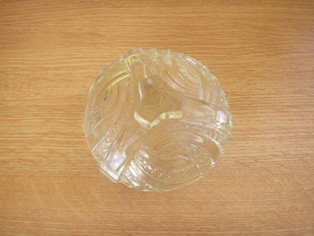 Maselniczka szklana NOWA