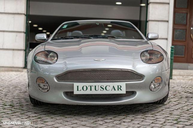 Aston Martin DB7 Vantage Cabrio V12 Manual