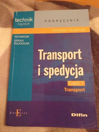 Transport i spedycja czesc 1 Kacperczyk