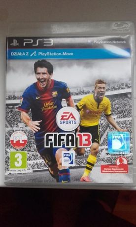 Fifa 13 na PS3 Polski Dubbing