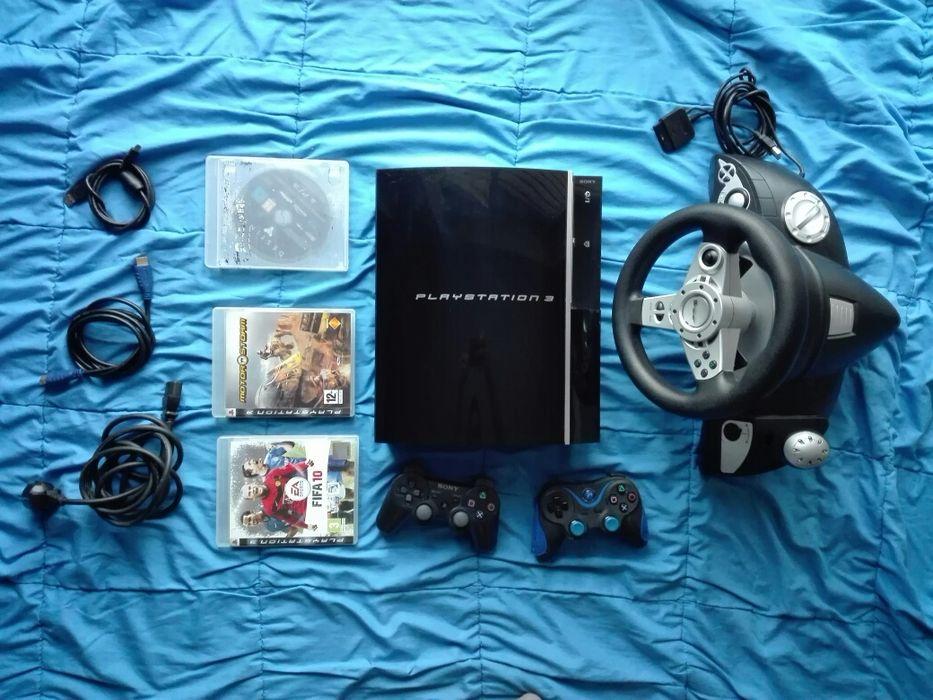 PlayStation 3 kierownica Ps3 FarCry 4 Warszawa - image 1