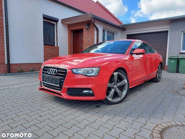 Audi A5 3.0 TDI 245 KM 4x4 S Line Ledy Navi Skóra