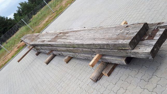 Belki drewniane konstrukcyjne