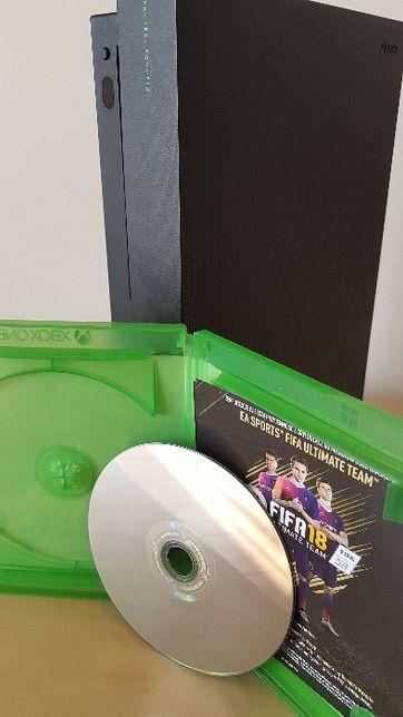 Gra Fifa 18 PL Xbox one / Xbox one S / Xbox one X / FIFA18 Wer. Polska