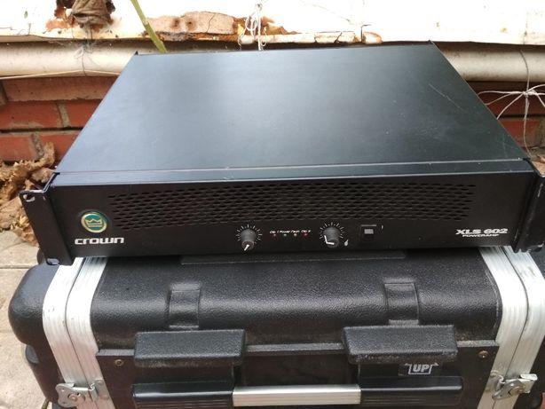 Усилитель мощности Crown XLS 602
