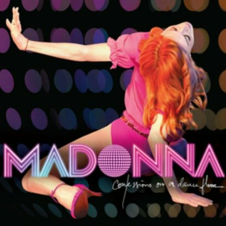 Madonna - Confessions On A Dance Floor LP (różowy winyl)