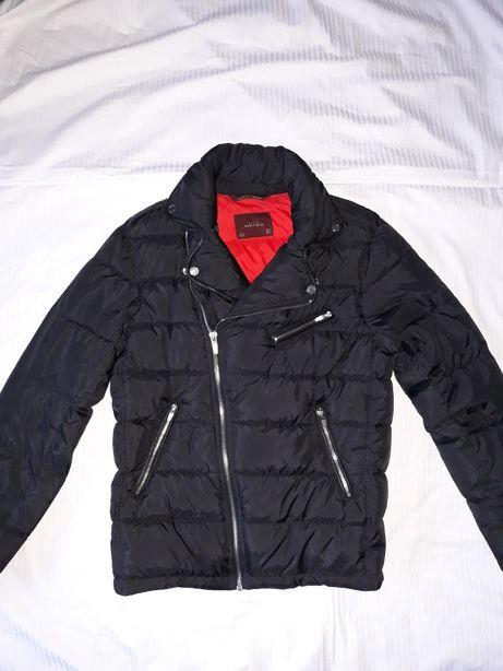 Мужская куртка-косуха Zara Зара,как diesel