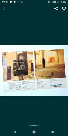Audiofilskie Kolumny PIONEER S-330urushi 1988r JAK NOWE bcm