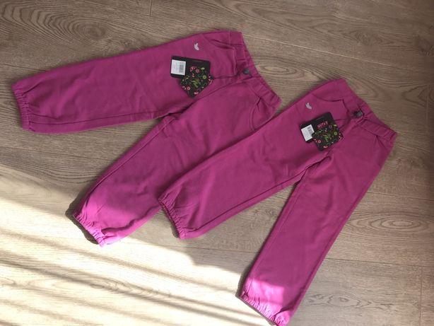 Продам новые спортивные штаны для девочки.