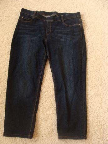 spodnie z jeansu 3\4 rozmiar 44