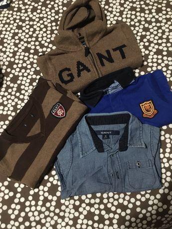 Conjunto Gant 3/6 meses