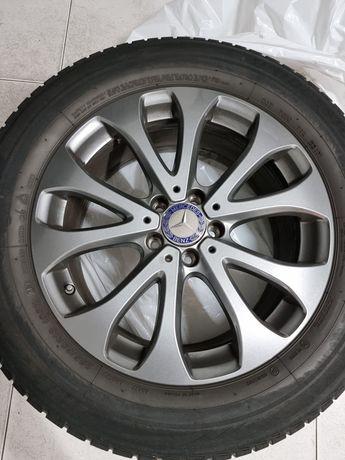 Jantes 18 mercedes com pneus
