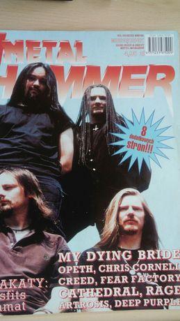 Metal Hammer 11/99