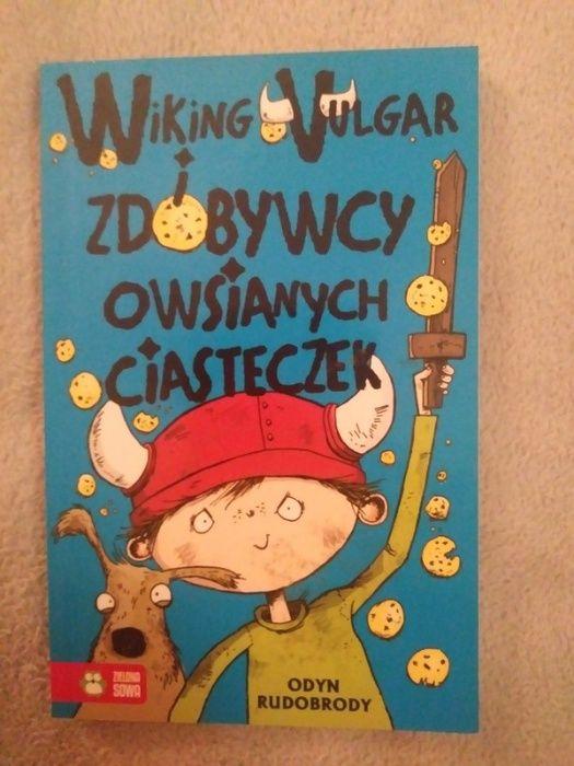 Viking Vulgar Zdobywcy owsianych ciasteczek - pierwsze czytanki, 96str Białystok - image 1