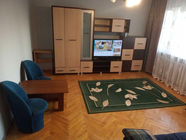 Mieszkanie 60m2  x 3 pokoje umeblowane wyposażone