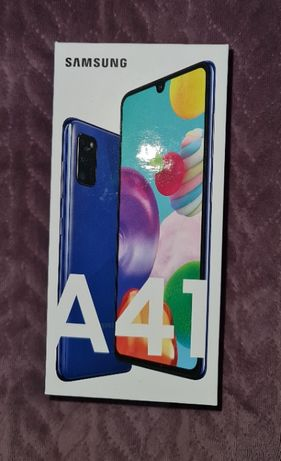 Nowy nieużywany Samsung Galaxy A41