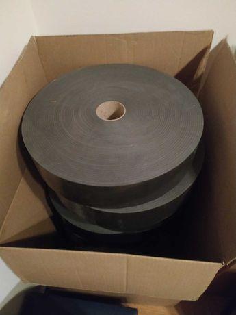 cinta autoadesiva para isolamento 70mmx3mm - 17 rolos de 25m