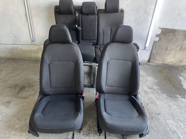 Салон/сидения/сідушкі Volkswagen Passat B7 !