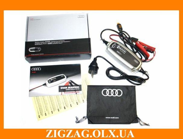 Зарядка Audi Зарядное устройство для аккумуляторов Зарядне Ауди Ауді