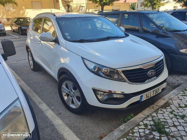 Kia Sportage 1.7 CRDi ISG LX