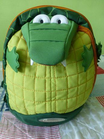 Plecak SAMSONITE Sammies krokodyl dla przedszkolaka