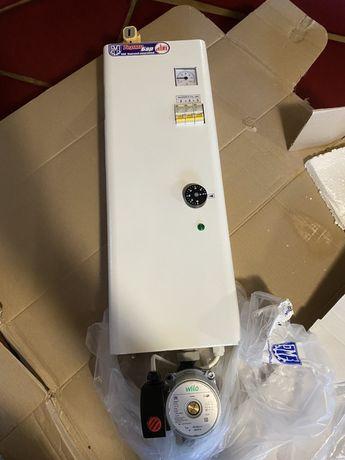 Термо Бар Ж7-КЕП-15 (с насосом) котел электрический