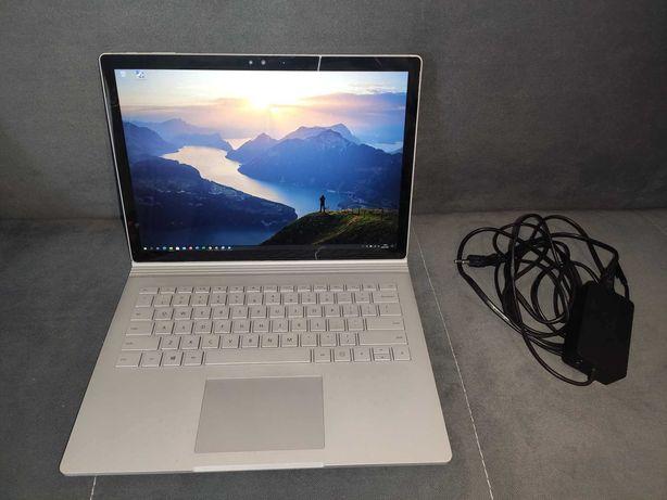 "Microsoft Surface Book 13"" I7, 16GB ram, 512GB SSD"
