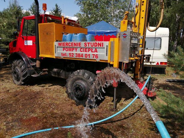 Wiercenie studni-studnie głębinowe-abisyńskie-wiercone