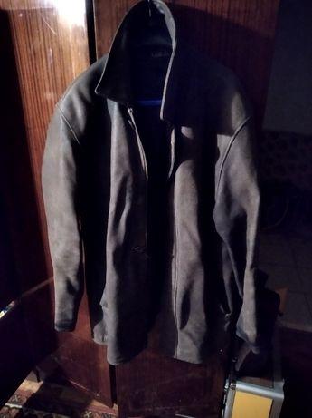 куртка кожаная .