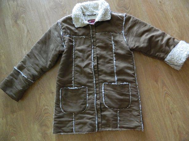 kurtka dzięcięca, płaszczyk dziecięcy H&M -==128/134==-