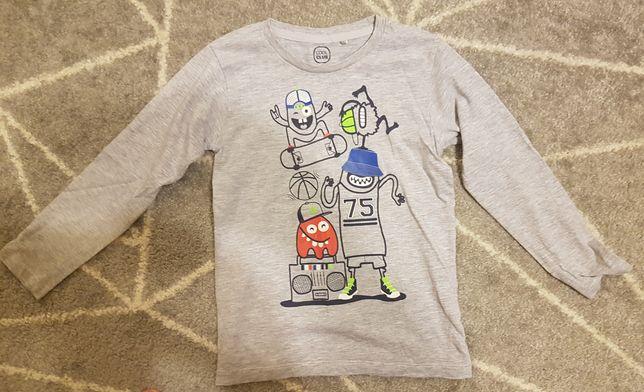 Koszulka chłopięca rozmiar 122 Cool Club Smyk
