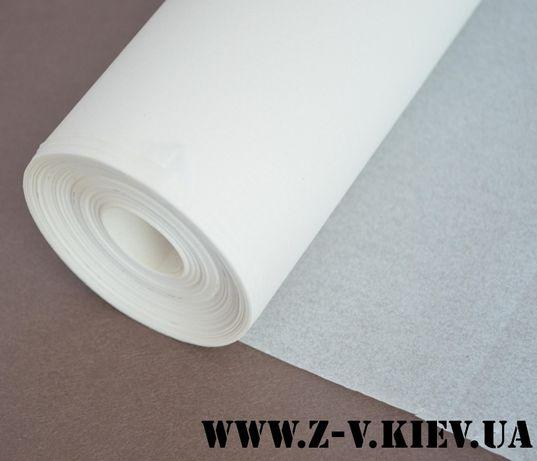 Калька, Бумага белая матовая для Выкроек, под карандаш 700мм х 100м