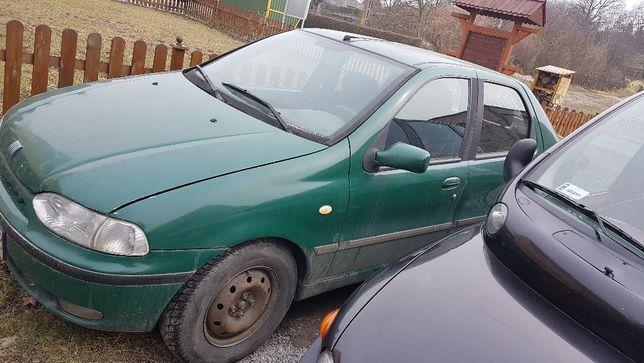 Fiat Siena 1.6 16V 1998