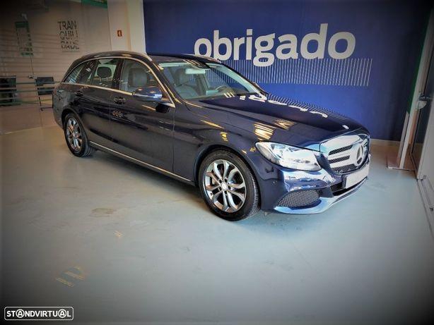 Mercedes-Benz C 300 BlueTEC Hybrid Avantgarde