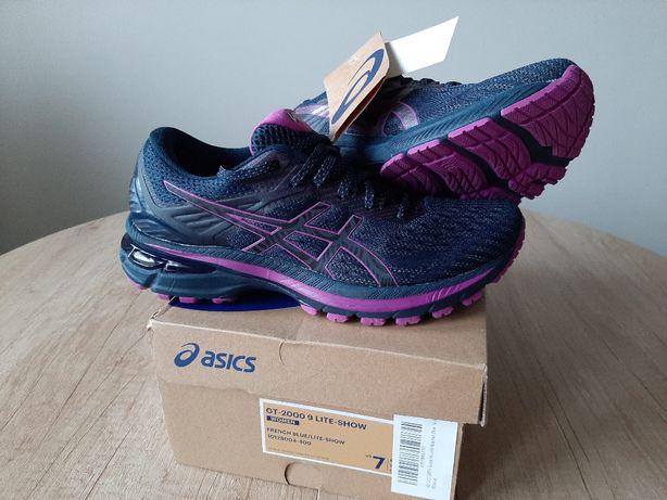 Nowe buty Asics GT-2000 9 Lite-Show r.38