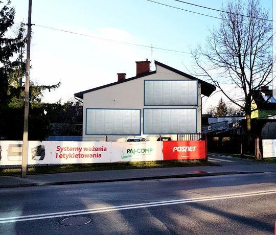 Miejsce na reklamę billboardy 5 x 2,4 w centrum Wołomina