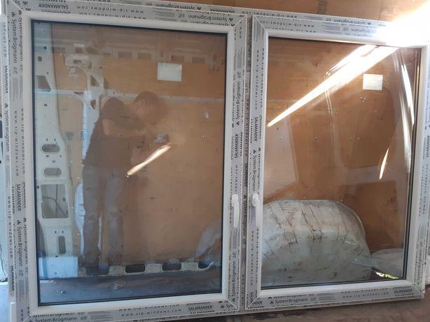 Okna pcv Nowe -sz200x140wys- 7-komorowe - mam 6szt