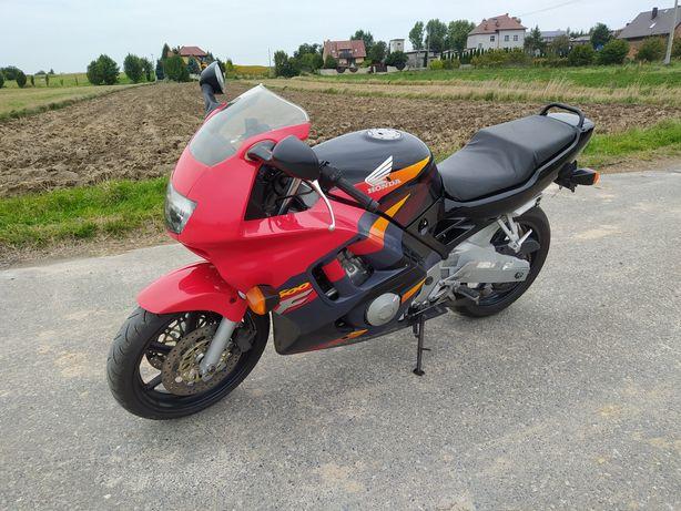 Honda cbr 600 f3 super stan