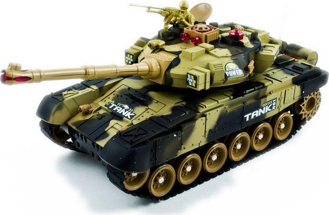 Czołg RC Big War Tank 9995 duży 2.4Ghz Zdalnie Sterowany