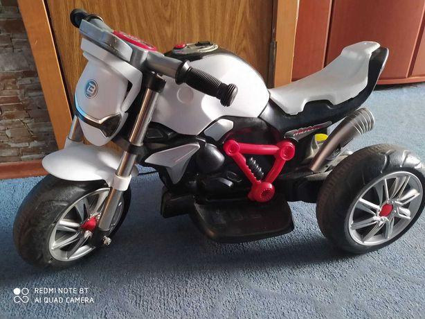Дитячий електромотоцикл