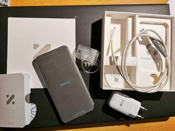 Nexus 5x super stan, etui, obudowa, szkło, słuchawki w komplecie!!