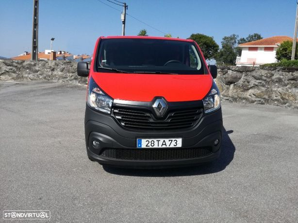 Renault Trafic 1.6 DCi L1H1 125 Cv