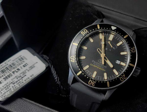 Zegarek Orient Star diver RE-AU0303B00B nowy
