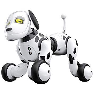 Умный робот Smart Pet Dog - интерактивная собака на пульте управления